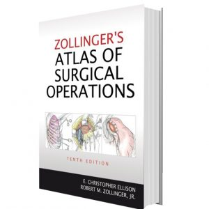 Zollinger's Atlas of Surgical Operations 2016, 10 Edit