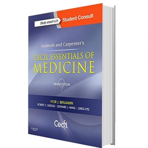Andreoli and Carpenter's Cecil Essentials of Medicine (Cecil Medicine)2015