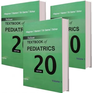Nelson Textbook of Pediatrics2015 (3 vol) جلد هارد