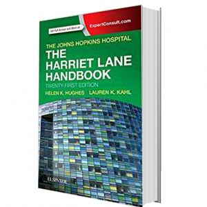 The Harriet Lane Handbook 2017